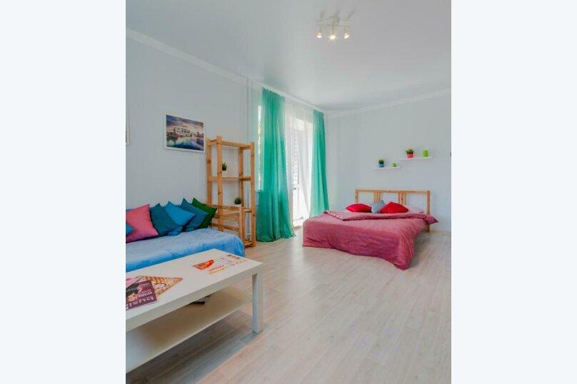 1-комн. квартира, 38 кв.м. на 4 человека, Селенгинская улица, 9, Волгоград - Фотография 1