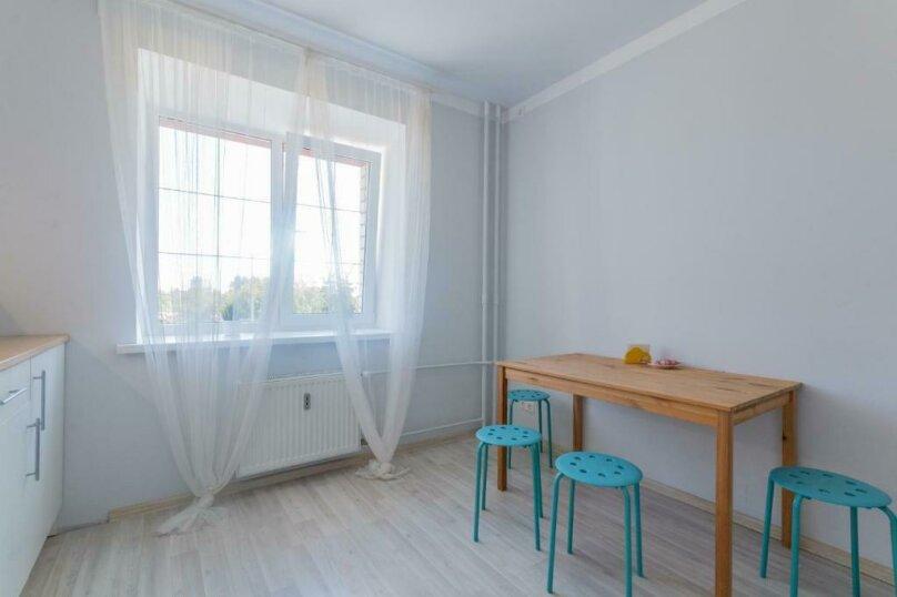 1-комн. квартира, 38 кв.м. на 4 человека, Селенгинская улица, 9, Волгоград - Фотография 5