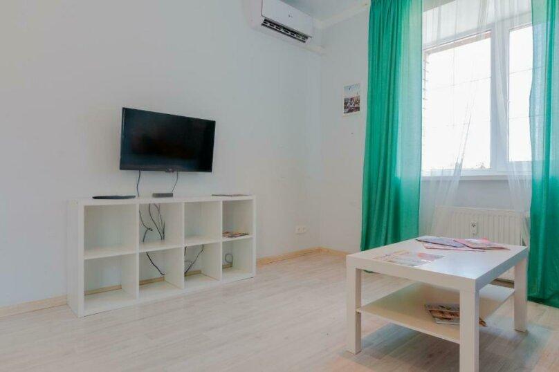1-комн. квартира, 38 кв.м. на 4 человека, Селенгинская улица, 9, Волгоград - Фотография 8