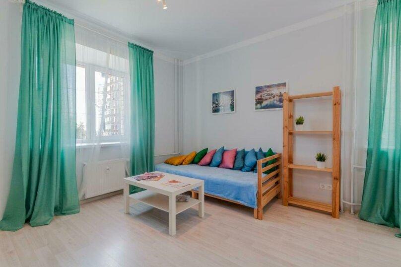 1-комн. квартира, 38 кв.м. на 4 человека, Селенгинская улица, 9, Волгоград - Фотография 10