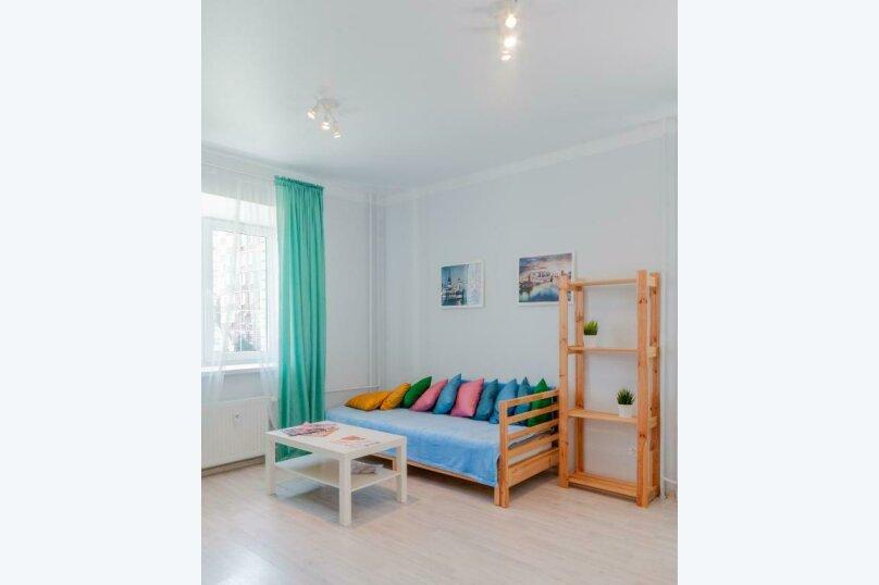 1-комн. квартира, 38 кв.м. на 4 человека, Селенгинская улица, 9, Волгоград - Фотография 11