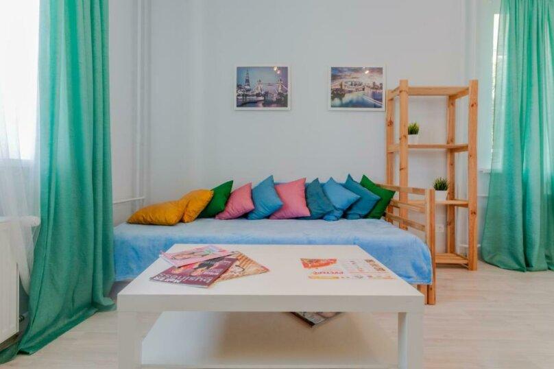 1-комн. квартира, 38 кв.м. на 4 человека, Селенгинская улица, 9, Волгоград - Фотография 12