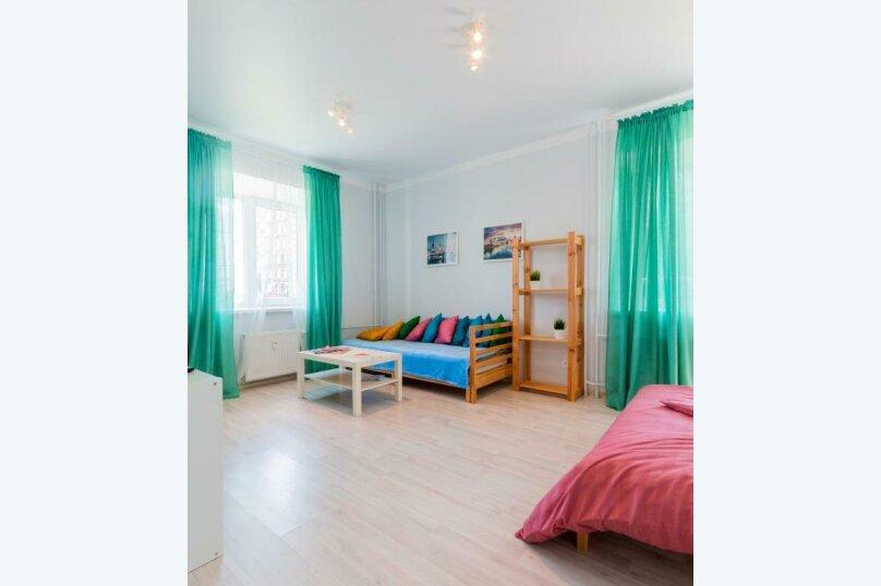 1-комн. квартира, 38 кв.м. на 4 человека, Селенгинская улица, 9, Волгоград - Фотография 14
