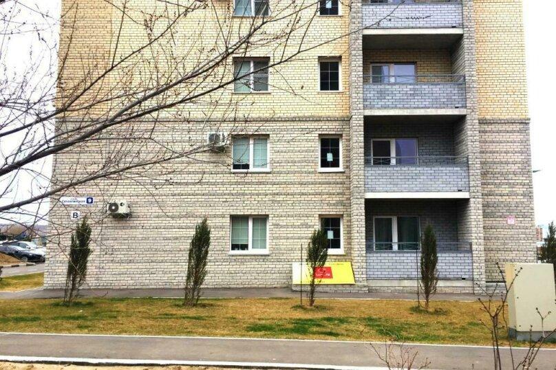 1-комн. квартира, 38 кв.м. на 4 человека, Селенгинская улица, 9, Волгоград - Фотография 28