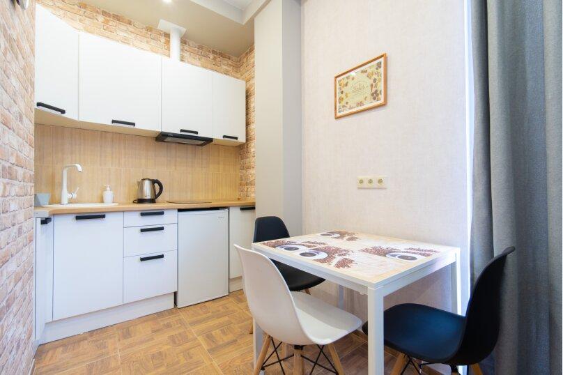 1-комн. квартира, 25 кв.м. на 4 человека, Автомобильный, 58-А, Горки Город - Фотография 3