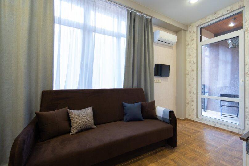 1-комн. квартира, 25 кв.м. на 4 человека, Автомобильный, 58-А, Горки Город - Фотография 9