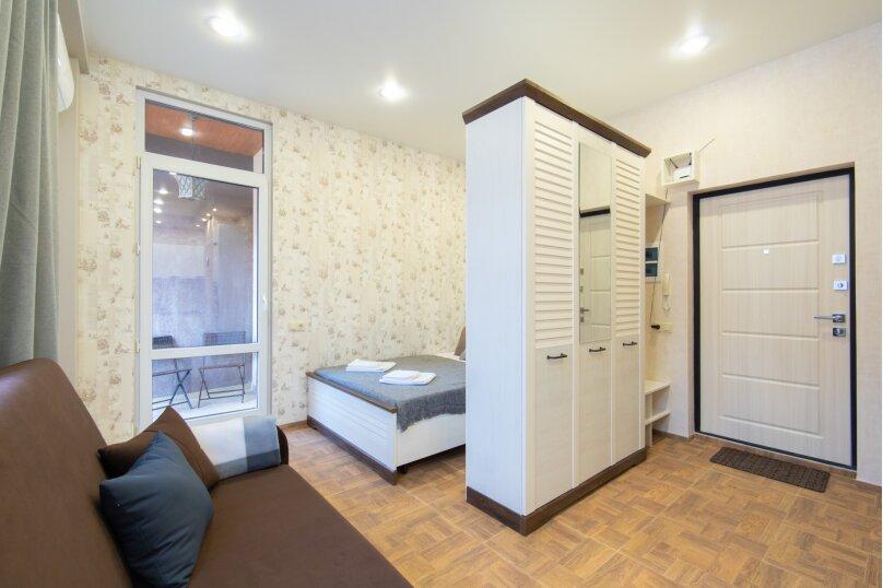1-комн. квартира, 25 кв.м. на 4 человека, Автомобильный, 58-А, Горки Город - Фотография 10