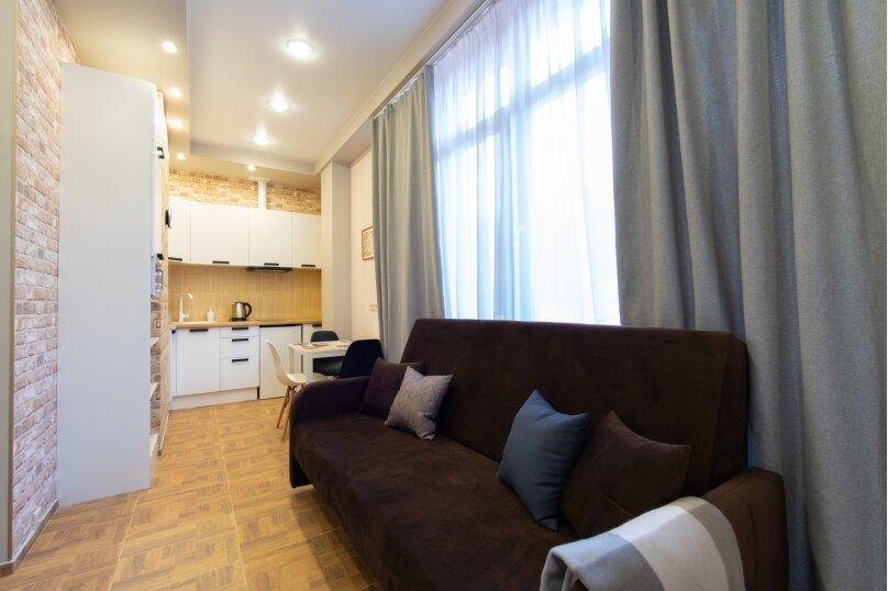 1-комн. квартира, 25 кв.м. на 4 человека, Автомобильный, 58-А, Горки Город - Фотография 11