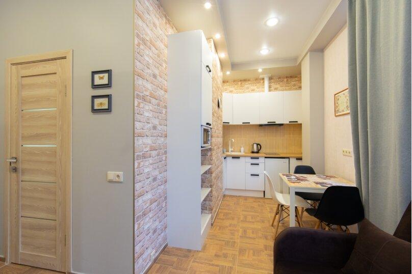 1-комн. квартира, 25 кв.м. на 4 человека, Автомобильный, 58-А, Горки Город - Фотография 12
