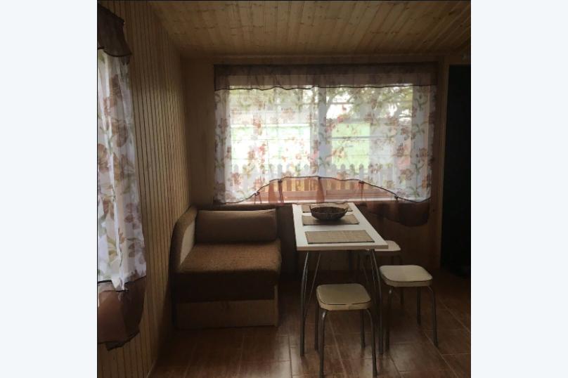 Новый 3-х комнатный гостевой домик, 40 кв.м. на 5 человек, 2 спальни, хутор Шиловка, Морской переулок, 1, Ейск - Фотография 3