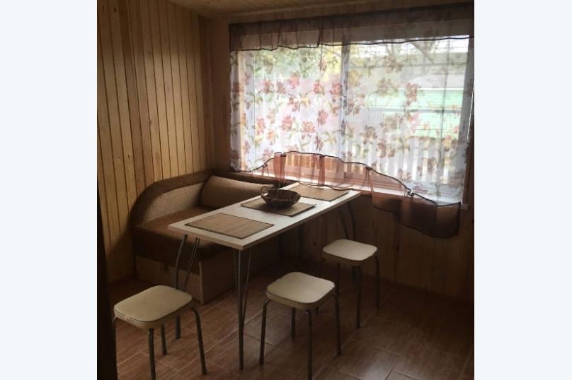 Новый 3-х комнатный гостевой домик, 40 кв.м. на 5 человек, 2 спальни, хутор Шиловка, Морской переулок, 1, Ейск - Фотография 4