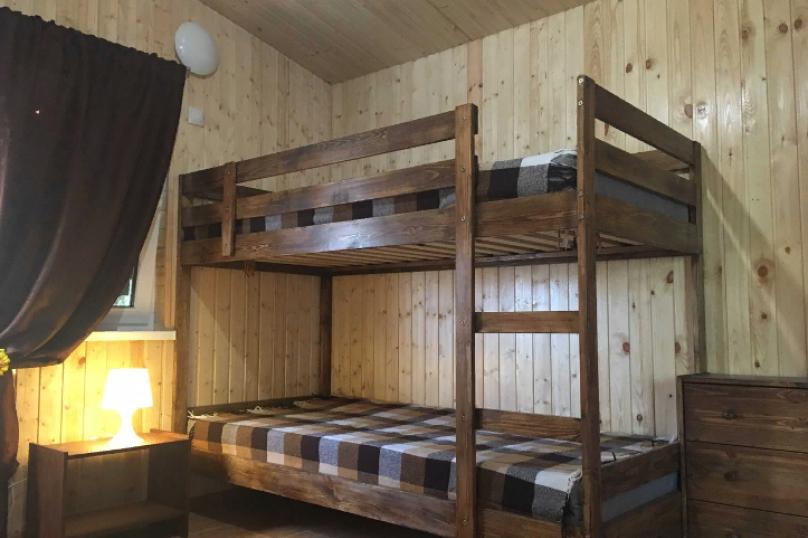 Новый 3-х комнатный гостевой домик, 40 кв.м. на 5 человек, 2 спальни, хутор Шиловка, Морской переулок, 1, Ейск - Фотография 5