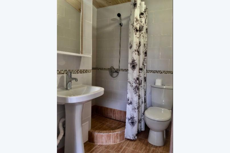 Новый 3-х комнатный гостевой домик, 40 кв.м. на 5 человек, 2 спальни, хутор Шиловка, Морской переулок, 1, Ейск - Фотография 7
