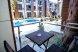 Отдельная комната, улица Ленина, 219А/1, Адлер с балконом - Фотография 29