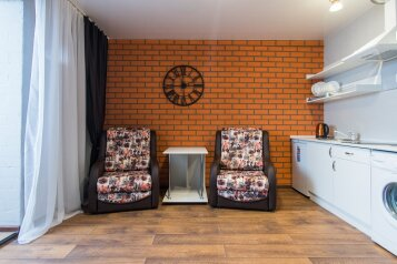 1-комн. квартира, 30 кв.м. на 3 человека, проспект Строителей, 18, Барнаул - Фотография 1