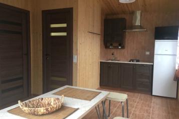 Новый 3-х комнатный гостевой домик, 40 кв.м. на 5 человек, 2 спальни, хутор Шиловка, Морской переулок, 1, Ейск - Фотография 1
