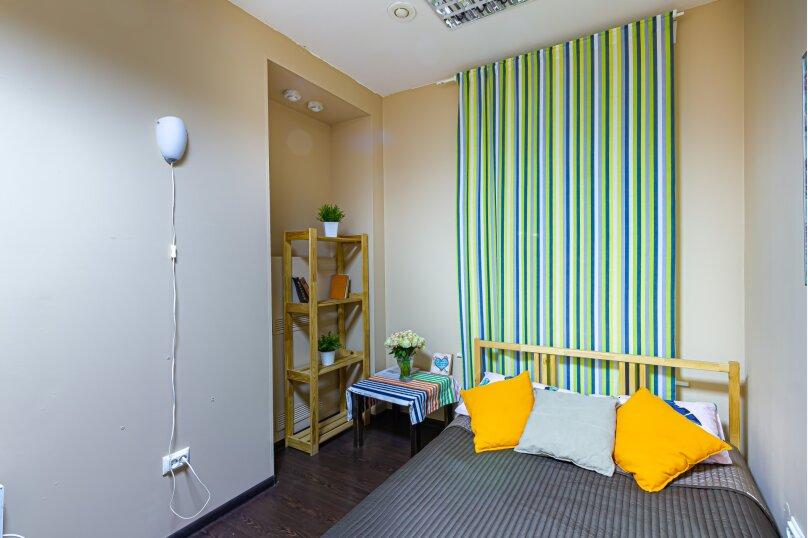 Двухместный номер с двуспальной кроватью, Гороховая улица, 67, Санкт-Петербург - Фотография 1