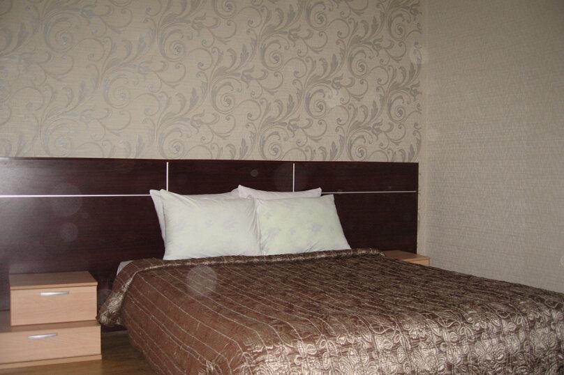 Стандартный номер с одной большой кроватью, микрорайон Мамонтовка, улица Куйбышева, 23А, Пушкино - Фотография 1