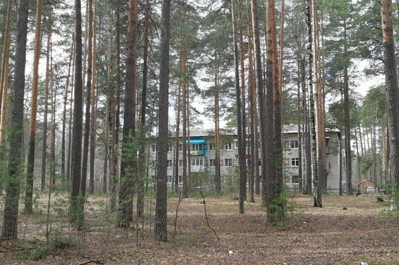 3-комн. квартира, 60 кв.м. на 8 человек, Медведевский район, посёлок Сурок, Лесная сказка, 1, Йошкар-Ола - Фотография 2