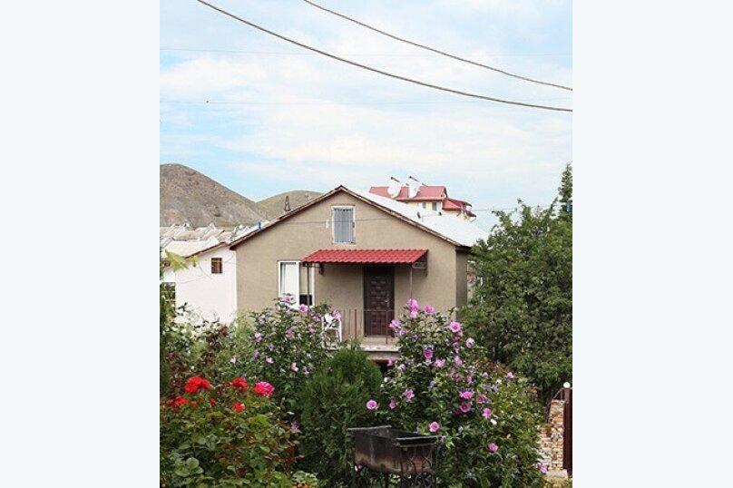 Дом, 100 кв.м. на 5 человек, 2 спальни, Долинный переулок, 7А, Коктебель - Фотография 7