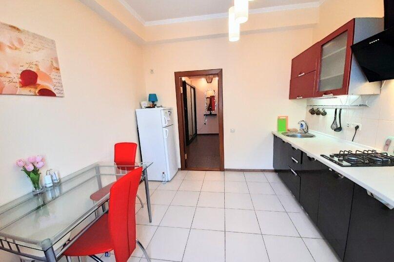 2-комн. квартира, 75 кв.м. на 4 человека, улица Павла Дыбенко, 24, Севастополь - Фотография 20