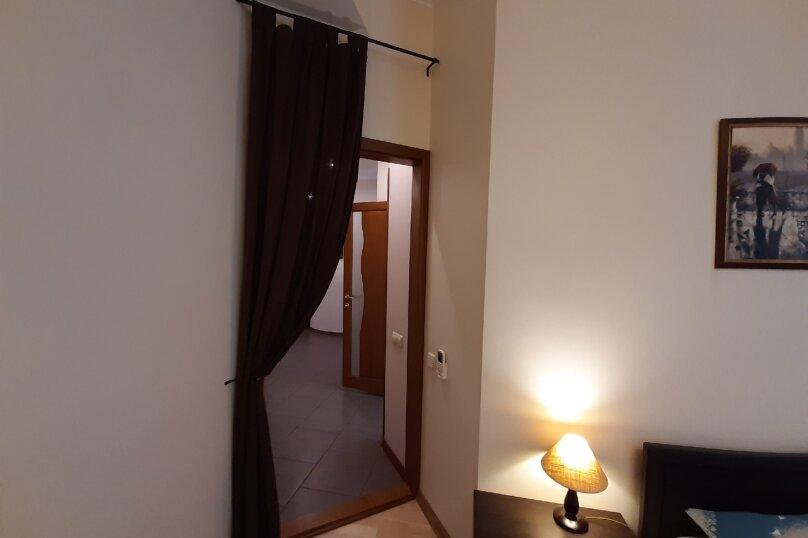 2-комн. квартира, 75 кв.м. на 4 человека, улица Павла Дыбенко, 24, Севастополь - Фотография 21