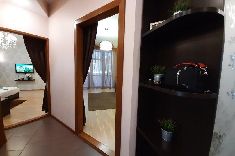 2-комн. квартира, 75 кв.м. на 4 человека, улица Павла Дыбенко, 24, Севастополь - Фотография 23