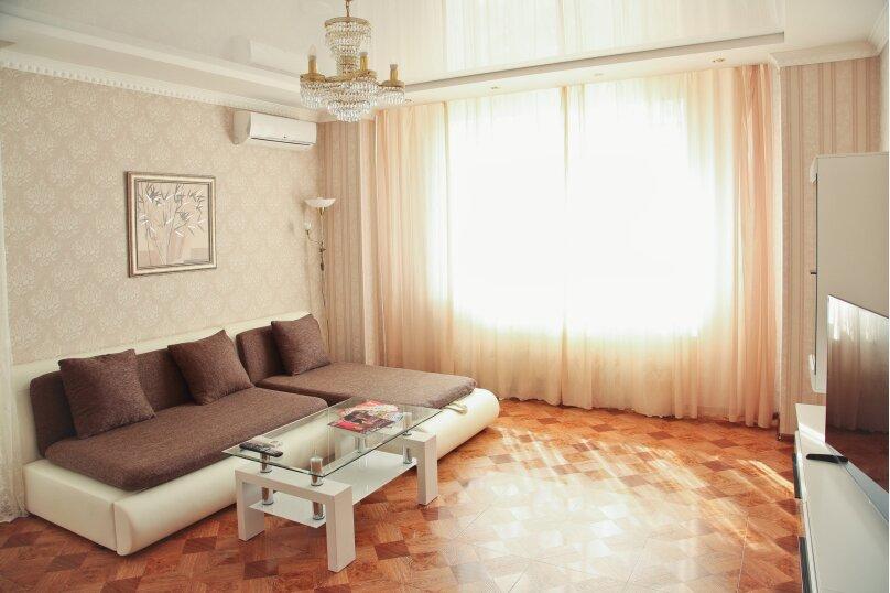 2-комн. квартира, 80 кв.м. на 5 человек, Новороссийская улица, 2Б, Волгоград - Фотография 2