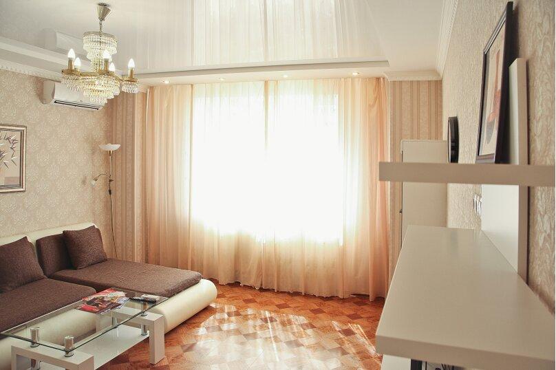 2-комн. квартира, 80 кв.м. на 5 человек, Новороссийская улица, 2Б, Волгоград - Фотография 7