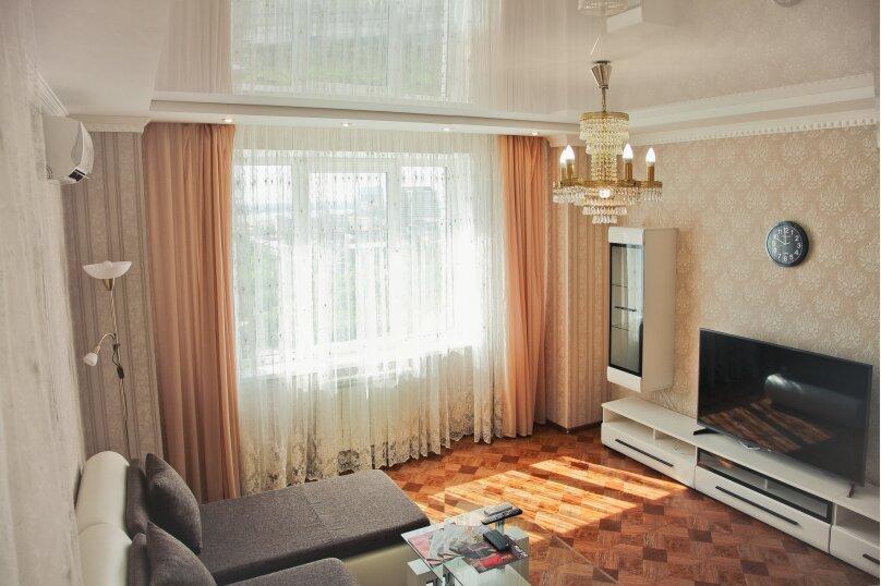 2-комн. квартира, 80 кв.м. на 5 человек, Новороссийская улица, 2Б, Волгоград - Фотография 8
