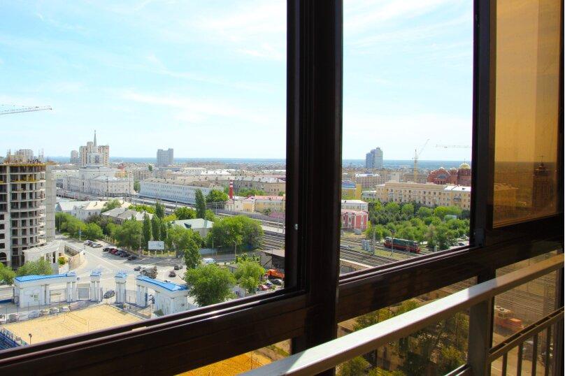 2-комн. квартира, 80 кв.м. на 5 человек, Новороссийская улица, 2Б, Волгоград - Фотография 11
