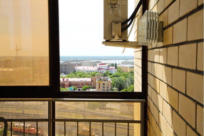 2-комн. квартира, 80 кв.м. на 5 человек, Новороссийская улица, 2Б, Волгоград - Фотография 13