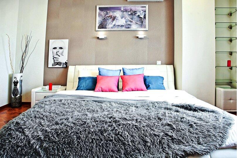 2-комн. квартира, 80 кв.м. на 5 человек, Новороссийская улица, 2Б, Волгоград - Фотография 15