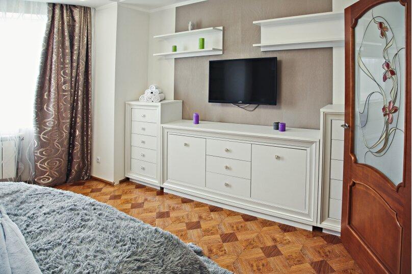 2-комн. квартира, 80 кв.м. на 5 человек, Новороссийская улица, 2Б, Волгоград - Фотография 16