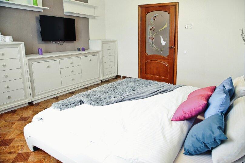 2-комн. квартира, 80 кв.м. на 5 человек, Новороссийская улица, 2Б, Волгоград - Фотография 18