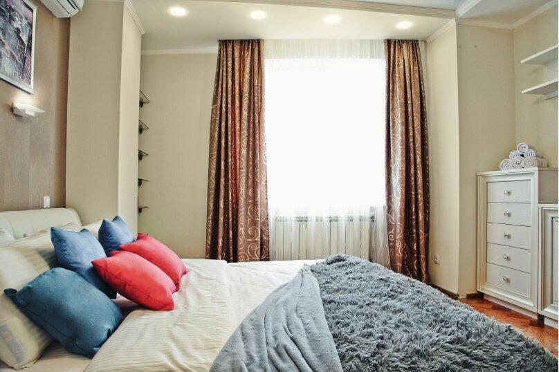 2-комн. квартира, 80 кв.м. на 5 человек, Новороссийская улица, 2Б, Волгоград - Фотография 19