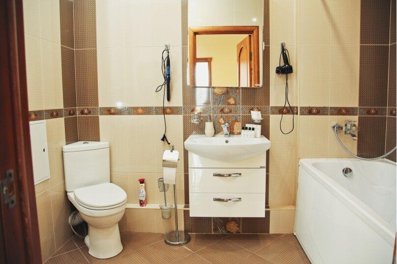 2-комн. квартира, 80 кв.м. на 5 человек, Новороссийская улица, 2Б, Волгоград - Фотография 21