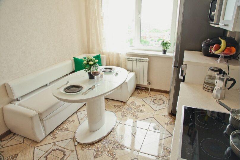 2-комн. квартира, 80 кв.м. на 5 человек, Новороссийская улица, 2Б, Волгоград - Фотография 30