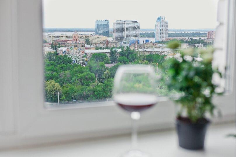 2-комн. квартира, 80 кв.м. на 5 человек, Новороссийская улица, 2Б, Волгоград - Фотография 36