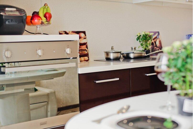 2-комн. квартира, 80 кв.м. на 5 человек, Новороссийская улица, 2Б, Волгоград - Фотография 37