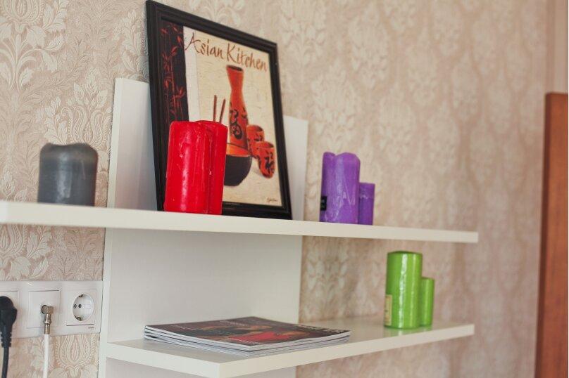 2-комн. квартира, 80 кв.м. на 5 человек, Новороссийская улица, 2Б, Волгоград - Фотография 40