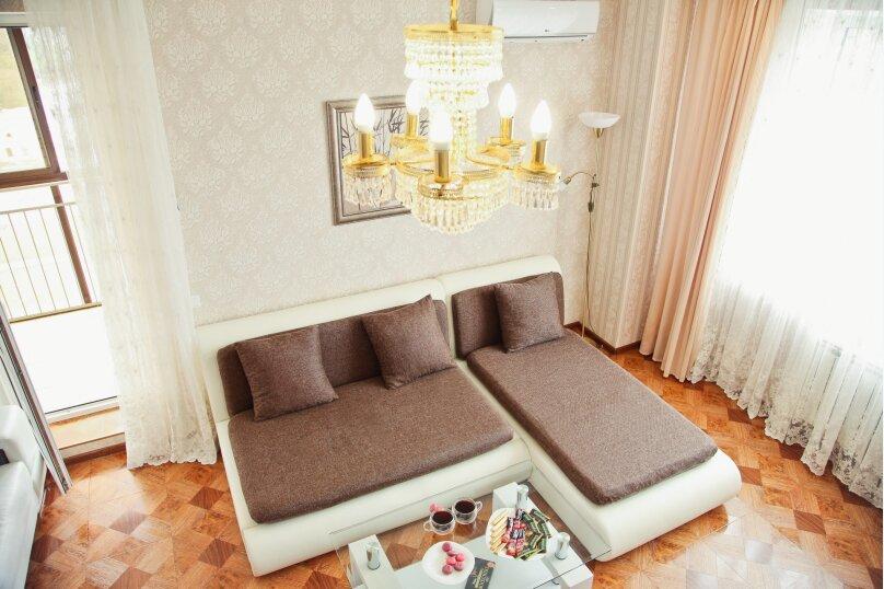 2-комн. квартира, 80 кв.м. на 5 человек, Новороссийская улица, 2Б, Волгоград - Фотография 43