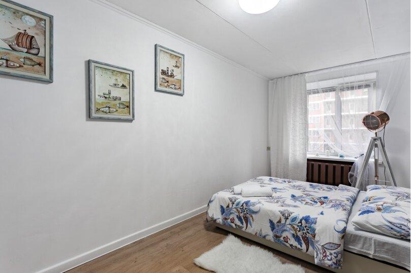 2-комн. квартира, 57 кв.м. на 6 человек, 5-й Красносельский переулок, 5, Москва - Фотография 2