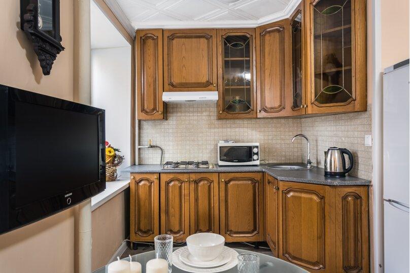 2-комн. квартира, 57 кв.м. на 6 человек, 5-й Красносельский переулок, 5, Москва - Фотография 3