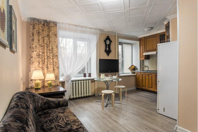 2-комн. квартира, 57 кв.м. на 6 человек, 5-й Красносельский переулок, 5, Москва - Фотография 5