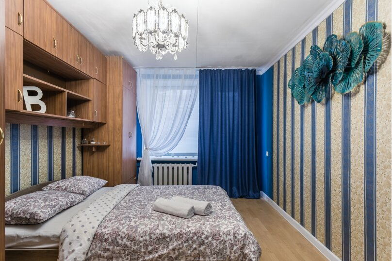 2-комн. квартира, 57 кв.м. на 6 человек, 5-й Красносельский переулок, 5, Москва - Фотография 6