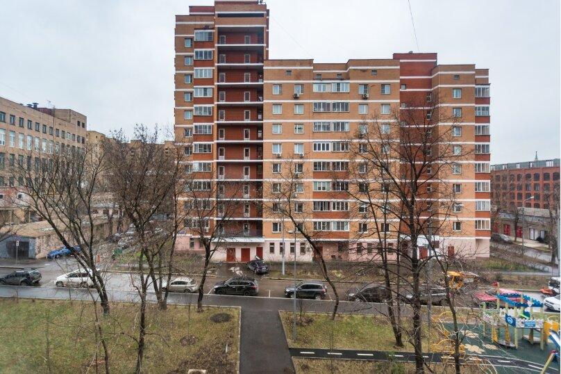 2-комн. квартира, 57 кв.м. на 6 человек, 5-й Красносельский переулок, 5, Москва - Фотография 12