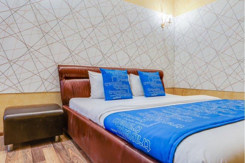 Улучшенный номер с кроватью king-size, Невский проспект, 98, Санкт-Петербург - Фотография 1