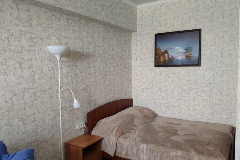 1-комн. квартира, 38 кв.м. на 4 человека, улица Омелькова, 28, Анапа - Фотография 15