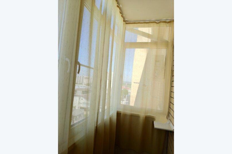 1-комн. квартира, 38 кв.м. на 4 человека, улица Омелькова, 28, Анапа - Фотография 17